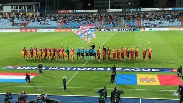 Люксембург с впечатляваща победа в Лигата на нациите