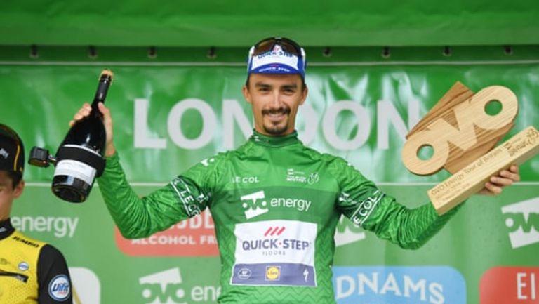 Французин спечели Обиколката на Великобритания