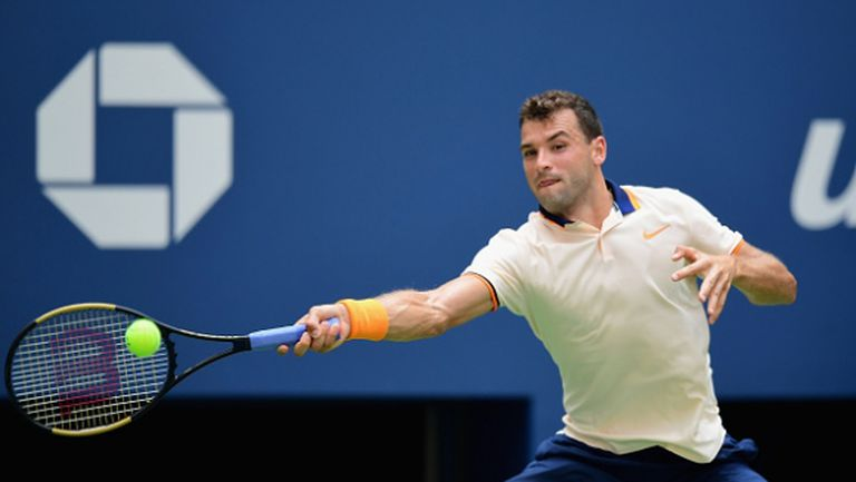Григор Димитров се изкачва в световната ранглиста