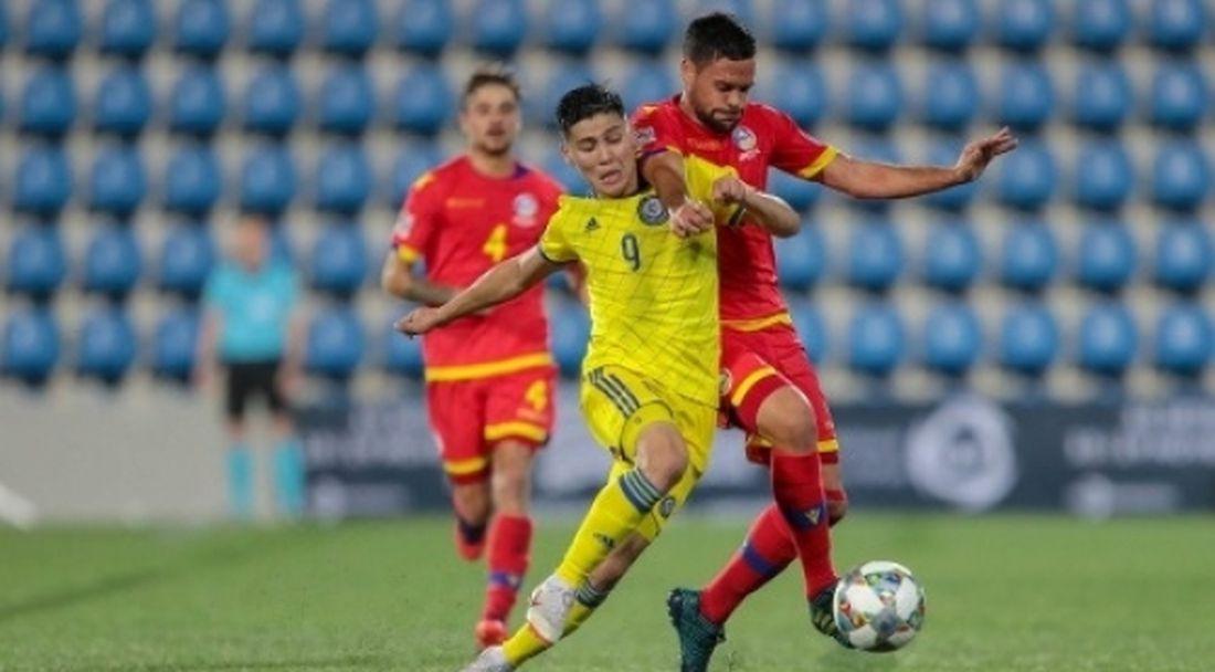 Казахстан на Мъри Стоилов се издъни срещу Андора