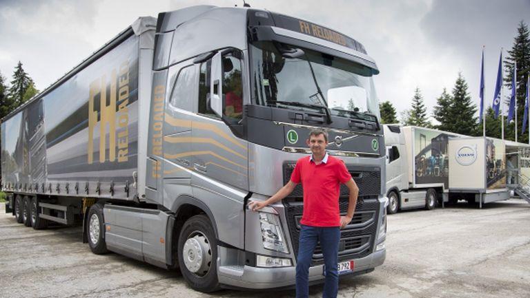 Българин на световния финал за ефективно шофиране на камиони