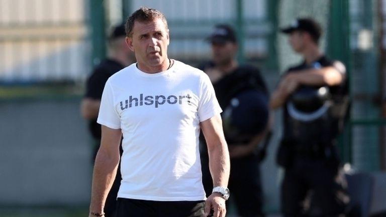 Бруно Акрапович: Локо (Пловдив) има сила да обърка плановете на Левски