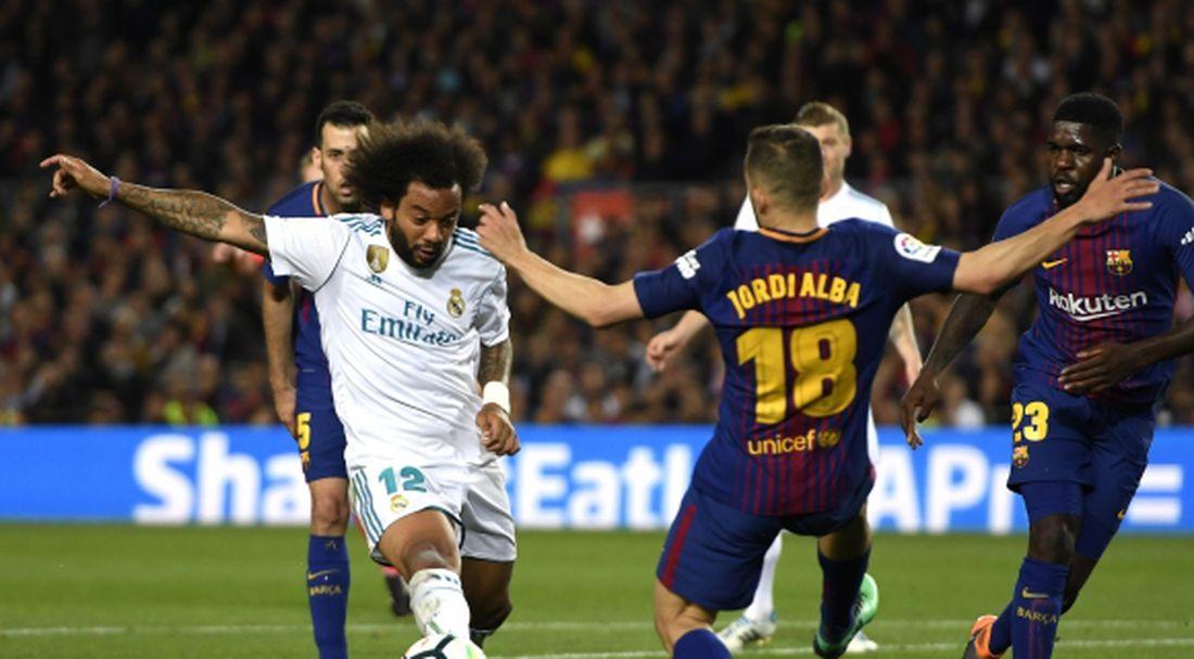 Лигата в Испания даде предимство на Барса пред Реал Мадрид