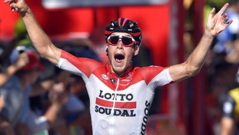 Йеле Валайс спечели 18-ия етап от Обиколката на Испания