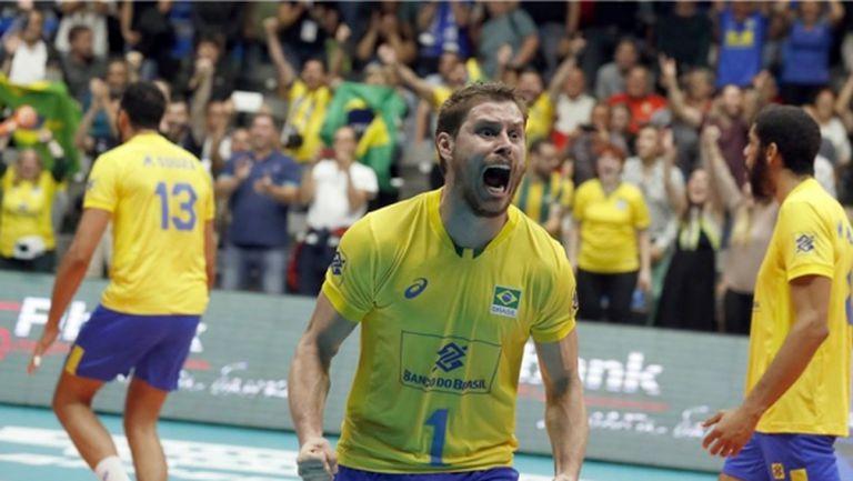 Бразилия се измъкна срещу Франция след петгеймова драма (видео + галерия)
