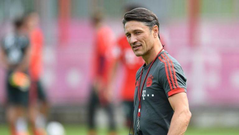 Нико Ковач дава повече свобода на играчите си