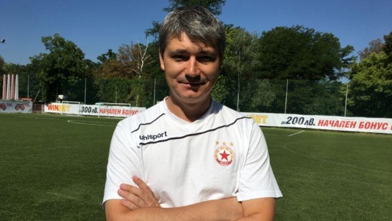 Треньор на ЦСКА-София отиде в ОАЕ