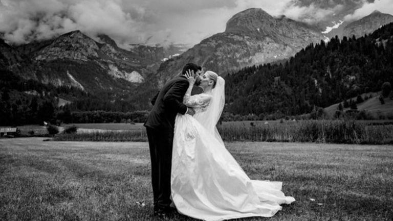Григор все пак бил на сватбата на Валверду (снимки)