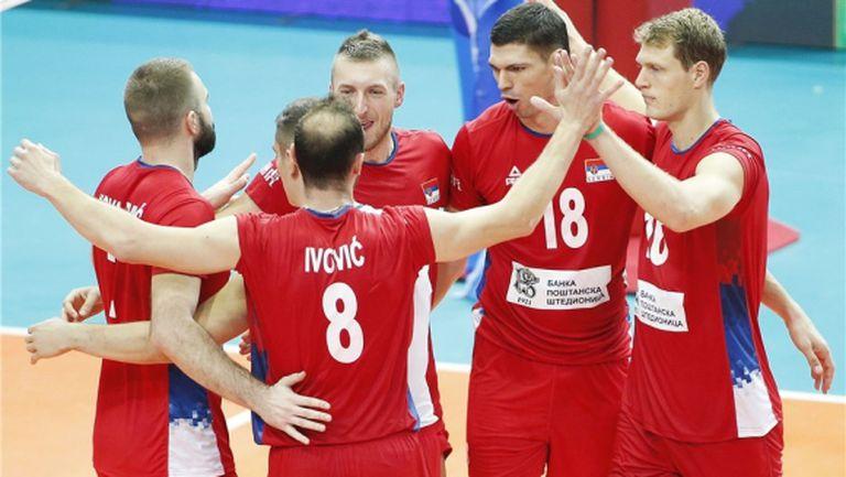 Сърбия с втора победа на Световното (видео + снимки)