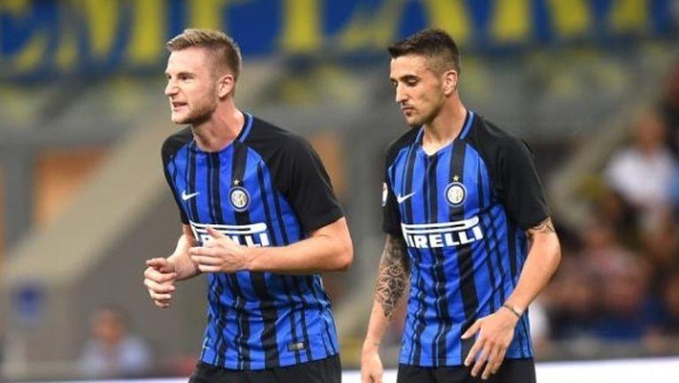 Шкриняр и Весино: Победа срещу Тотнъм ще обърне сезона за Интер