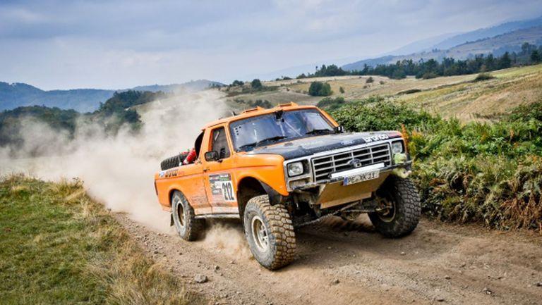 Диктуваме темпото и след етап 3 на Balkan Offroad Rallye 2018