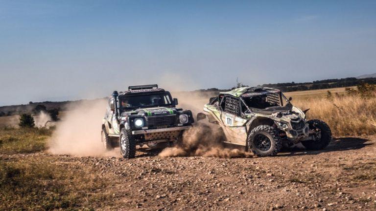 Българите най-бързи и след маратонския етап 4 на Balkan Offroad Rallye