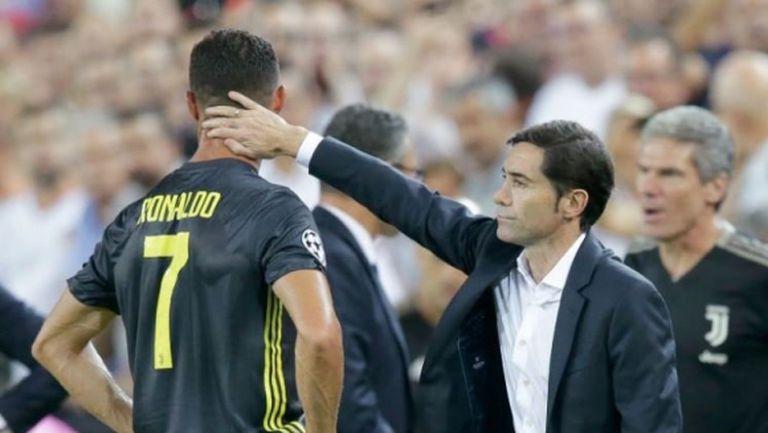 Марселино: Роналдо плачеше и твърдеше, че не е сторил нищо нередно