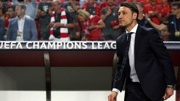 Нико Ковач: Можехме по-рано да решим мача
