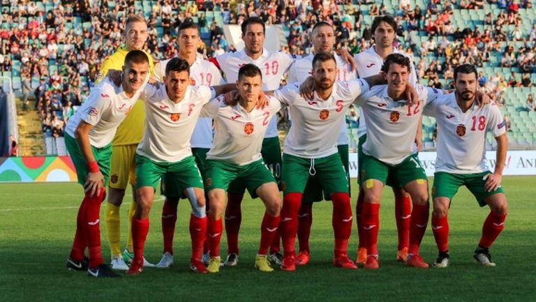 България се изкачи с три места в ранглистата на ФИФА