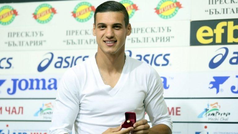 Кирил Десподов стана студент