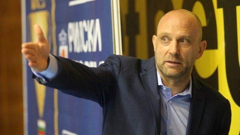 Тити Папазов: Имаме съвсем реални шансове срещу финландците (видео)