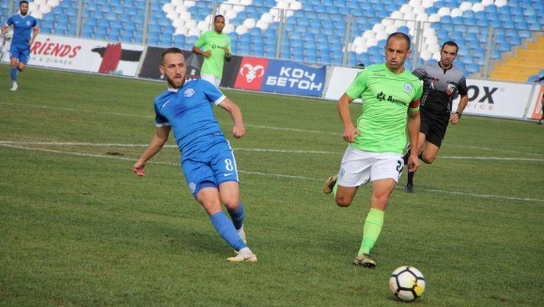 Арда не успя да спре Черно море по пътя към 1/8-финалите за Купата на България
