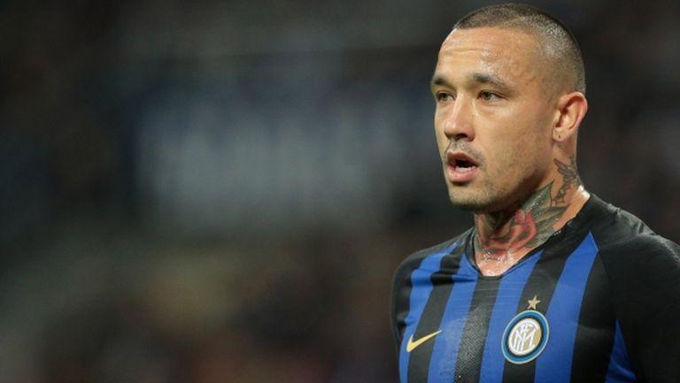 Наинголан: Искам да спечеля трофей с Интер