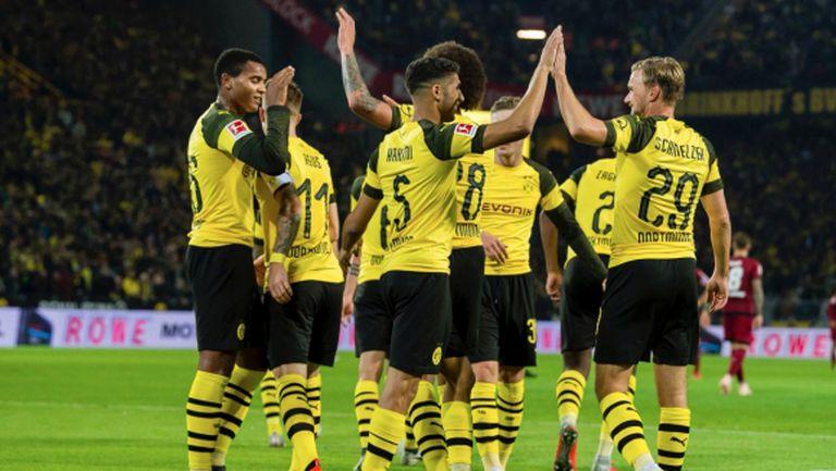 Дортмунд изригна с резултат и напомни на Байерн, че нищо не е сигурно (видео)