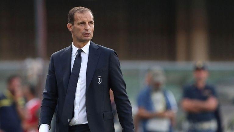 Алегри: Показахме зрялост, чака ни голям мач срещу Наполи