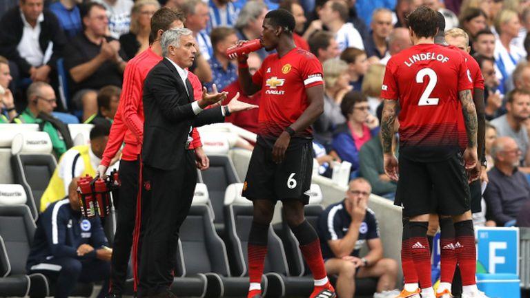 Моуриньо губи съблекалнята, играчите обмислят бъдещето си в клуба