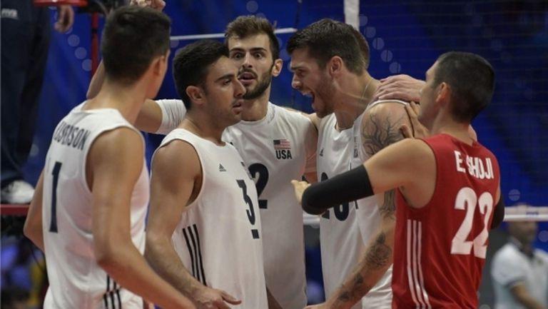 САЩ изхвърли Русия от финалите на Мондиал 2018 и е на полуфинал (видео + снимки)