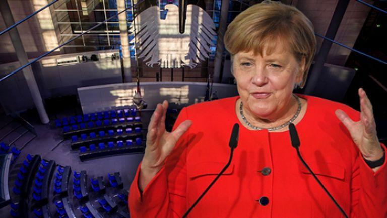 Меркел обещава прекрасно Евро 2024