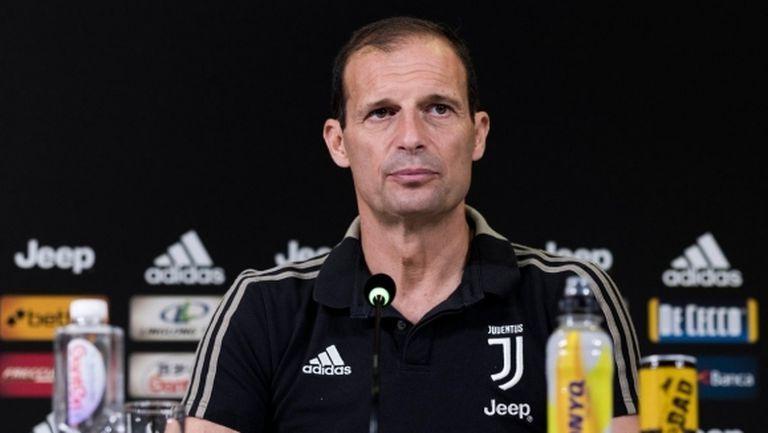 Алегри преди битката с Наполи: Анчелоти е най-успешният треньор