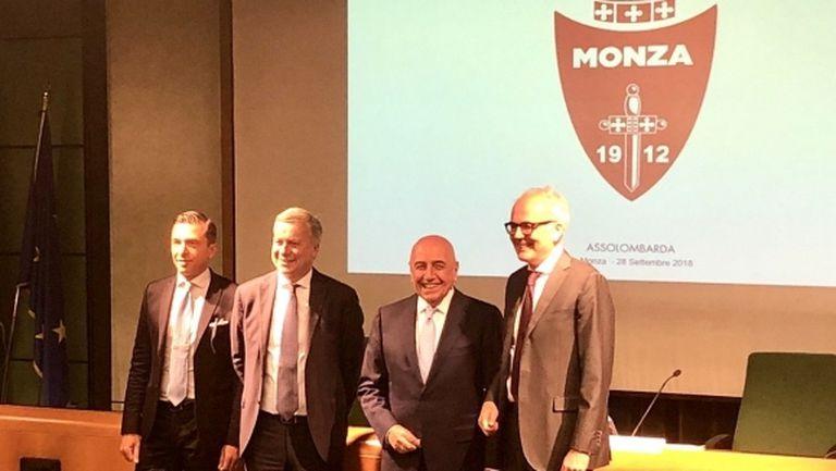 Галиани: Нядявам се Монца да играе дерби с Милан след няколко години
