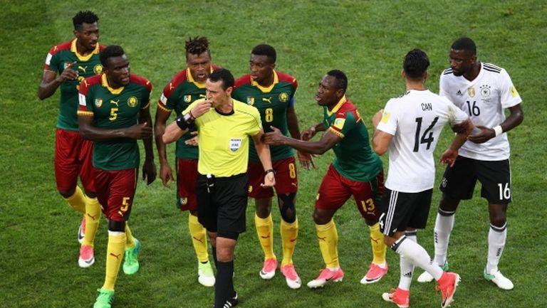 Заплашват да отнемат домакинството на Камерун за Купата на африканските нации