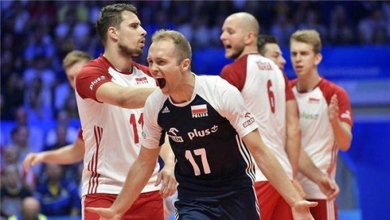 Финал римейк! Полша със страхотен обрат срещу САЩ в полуфинал №2 (видео + снимки)