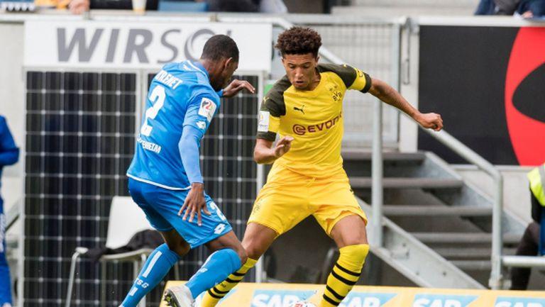 18-годишен от Бундеслигата оставя Меси и Роналдо зад гърба си