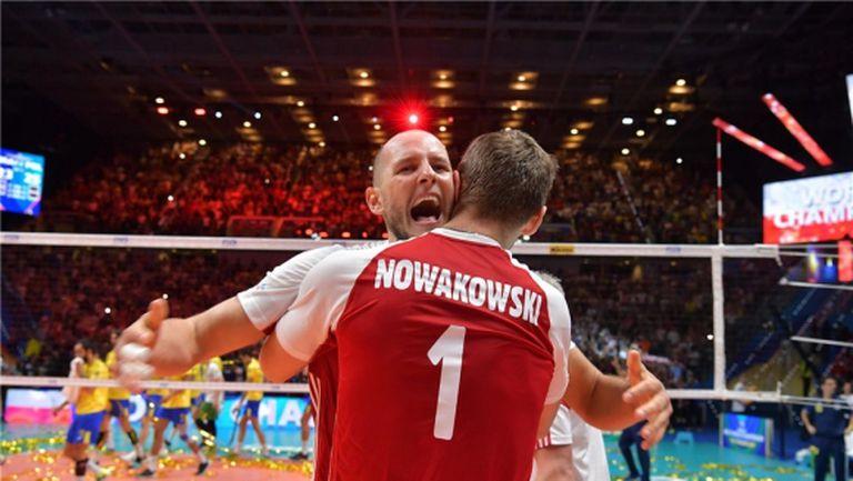 Полша е новият-стар световен шампион (видео + галерия)