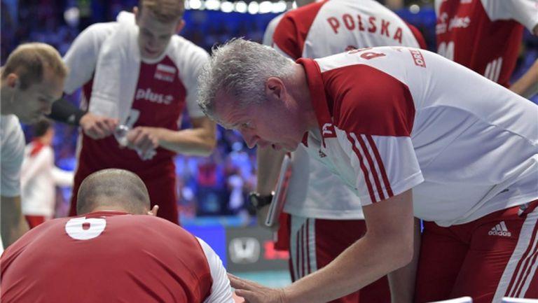 Витал Хейнен: Другите треньори имат страхотни играчи, аз имам страхотен отбор