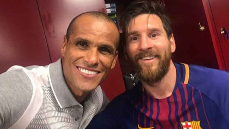Ривалдо: Барселона трябва да намери алтернатива на Меси
