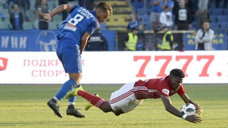 Ел Маестро коментира два часа слабата игра срещу Левски