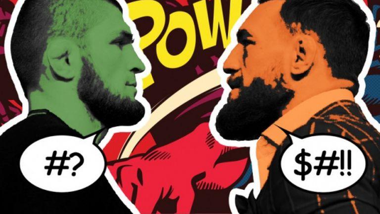 UFC пусна уникално 44-минутно промо видео! Враждата: Хабиб срещу Конър