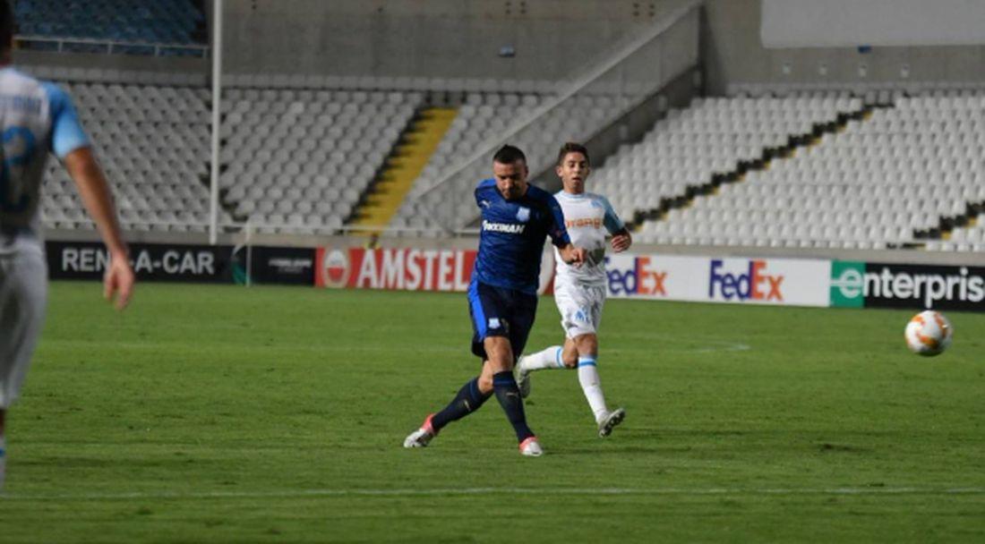 Марсилия пропиля аванс от два гола в Кипър