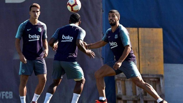 Внезапен допинг контрол за Барселона