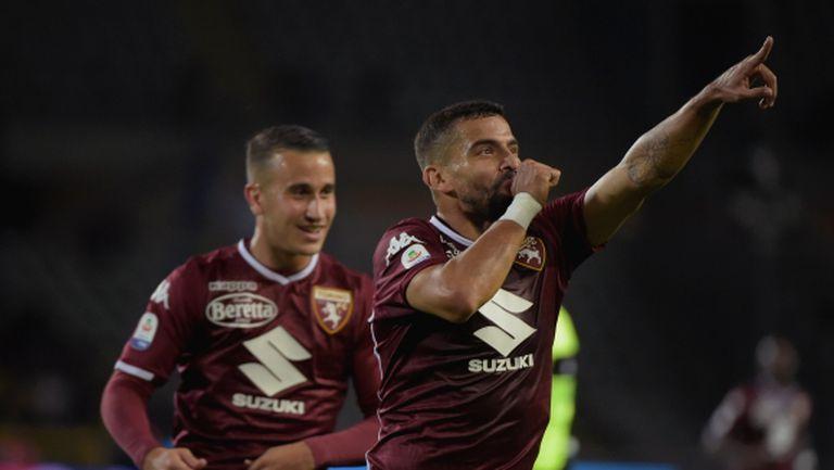 Торино и Фрозиноне си спретнаха спектакъл в петък вечер (видео)