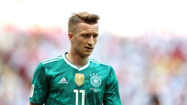 Германия без Ройс срещу Холандия и Франция