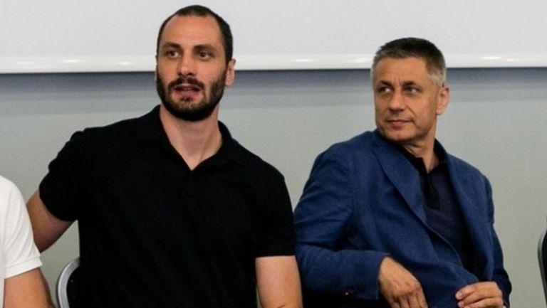 Радо Стойчев с иновация в световния волейбол (снимка)