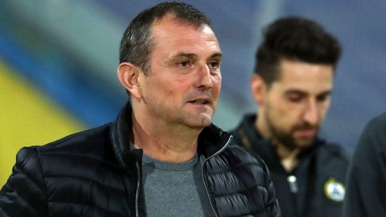 Загорчич: Заслужена победа за Левски