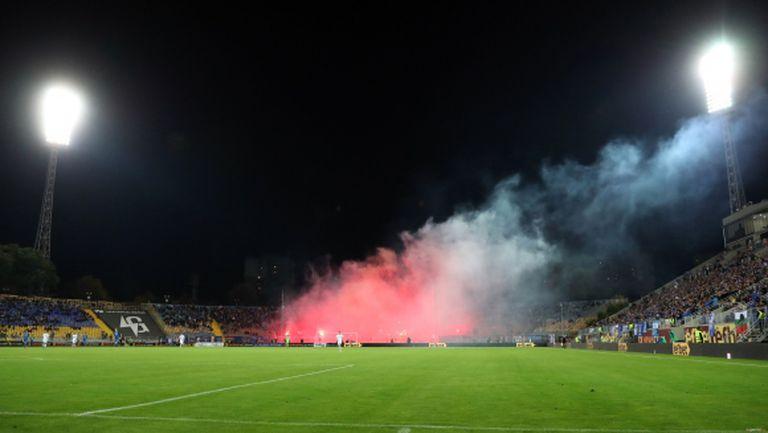 Левски пуска вход свободен за мача с Локо (Сф)