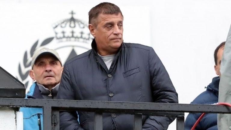 Стойне Манолов: Срам! Поръчковият съдия беше дошъл да ни спре (видео)