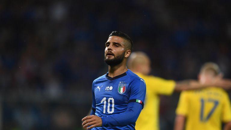 Италия на Манчини продължава да скърца (видео)