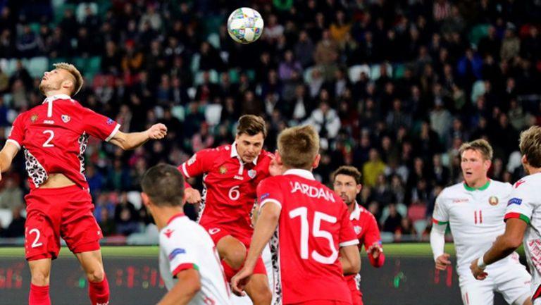 Молдова спря Беларус за първото място
