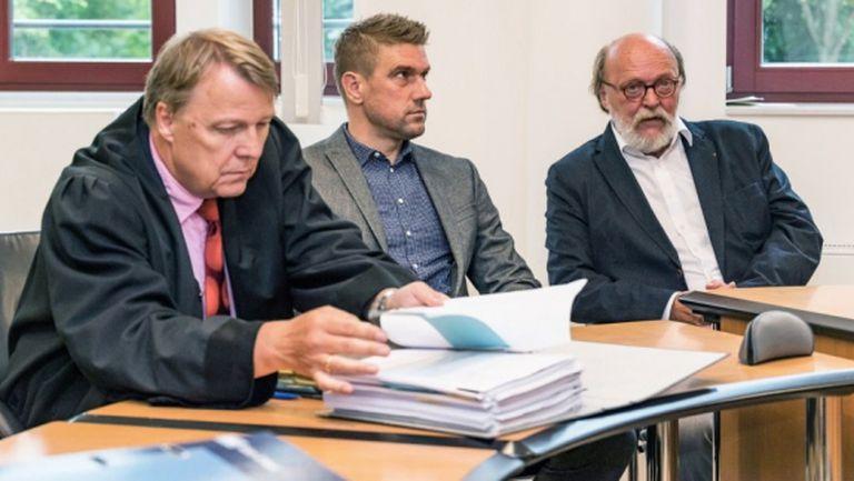 Битката на Иван Класнич срещу лекарите на Вердер продължава