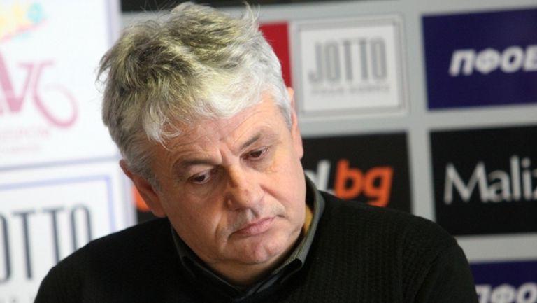 Стойчо Стоев разкри основния проблем на Арда